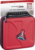Mario Kart Tasche 3DS205 für Nintendo 2DS/2DS XL/3DS XL, rot