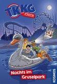 Nachts im Gruselpark / TKKG Junior Bd.7 (eBook, ePUB)
