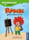 Pumuckl, Bücherhelden 1. Klasse, Pumuckl geht in die Schule (eBook, PDF)