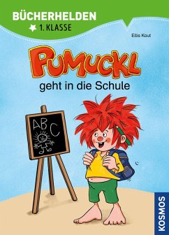 Pumuckl, Bücherhelden 1. Klasse, Pumuckl geht in die Schule (eBook, PDF) - Kaut, Ellis; Leistenschneider, Uli