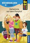 Die drei !!!, Bücherhelden 2. Klasse, Geheimnis auf dem Ponyhof (drei Ausrufezeichen) (eBook, PDF)