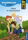 Die drei !!!, Bücherhelden 2. Klasse, Diebe im Gemüsebeet (drei Ausrufezeichen) (eBook, PDF)