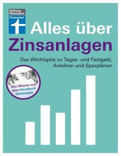 Alles über Zinsanlagen (eBook, PDF) - Kühn, Stefanie; Kühn, Markus