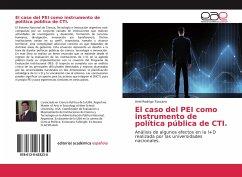 El caso del PEI como instrumento de política pública de CTI.