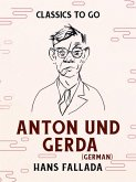 Anton und Gerda (German) (eBook, ePUB)