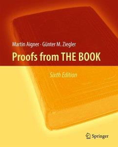 Proofs from THE BOOK (eBook, PDF) - Aigner, Martin; Ziegler, Günter M.