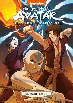 Avatar - Der Herr der Elemente 7: Die Suche 3 (eBook, PDF) - Yang, Gene Luen