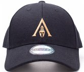 Baseball Cap, Assassin's Creed Odyssey, Odyssey Logo Curved Bill Cap, Kappe, One Size, schwarz