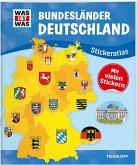 WAS IST WAS Bundesländer Deutschland (Mängelexemplar)