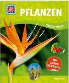 WAS IST WAS Stickerheft Pflanzen (Mängelexemplar)