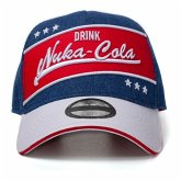 Baseball Cap, FALLOUT 76, Drink Nuka-Cola Logo, Vintage, Kappe, One Size