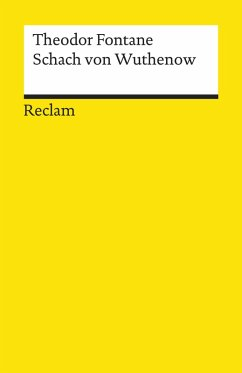 Schach von Wuthenow (eBook, ePUB) - Fontane, Theodor