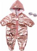 Zapf Creation® 701959 - Baby Annabell Deluxe Set Schneeanzug 43cm, Puppenkleidung, 2-teilig