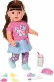 Zapf Creation® 827185 - BABY born® Soft Touch Sister brünett 43cm, Puppe