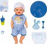 Zapf Creation® 827338 - BABY born® Soft Touch Little Boy 36cm, Puppe mit Zubehör
