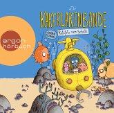 Ratzfatz zum Schatz / Die Kakerlakenbande Bd.3 (1 Audio-CD)