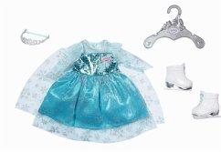 Zapf Creation® 827550 - BABY born® Eisprinzessin Set 43cm, Puppenkleidung Set, 4-teilig