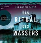 Das Ritual des Wassers / Inspector Ayala ermittelt Bd.2 (2 Audio-CDs, MP3 Format)
