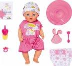 Zapf Creation® 827321 - BABY born® Soft Touch Little Girl 36cm, Puppe mit Zubehör