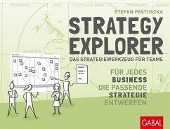 Strategy Explorer - das Strategiewerkzeug für Teams - Pastuszka, Stefan