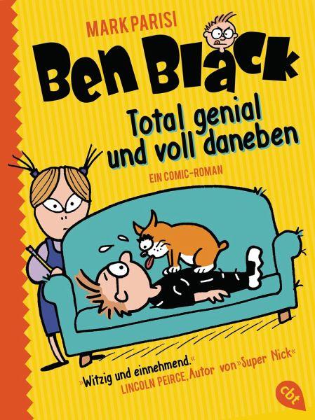 Buch-Reihe Ben Black