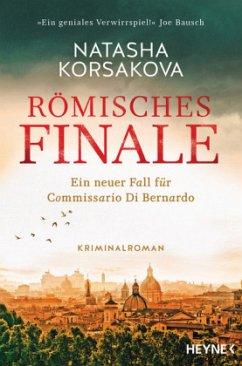 Römisches Finale / Commissario Di Bernardo Bd.2 - Korsakova, Natasha