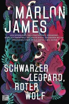 Schwarzer Leopard, roter Wolf / Dark Star Bd.1 - James, Marlon