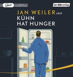 Kühn hat Hunger / Martin Kühn Bd.3 (1 MP3-CD) - Weiler, Jan