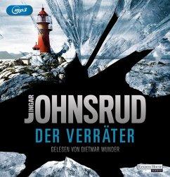 Der Verräter, 2 MP3-CD - Johnsrud, Ingar