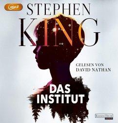 Das Institut, 3 MP3-CD - King, Stephen
