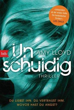 Unschuldig - Lloyd, Amy