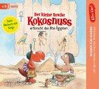 Der kleine Drache Kokosnuss erforscht das Alte Ägypten / Der kleine Drache Kokosnuss - Alles klar! Bd.3 (1 Audio-CD)