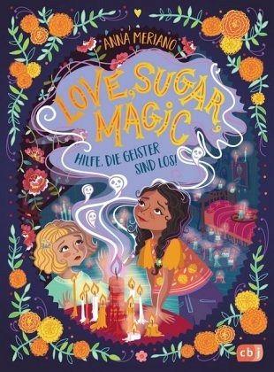 Buch-Reihe Love, Sugar, Magic