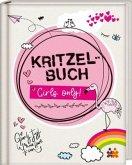 Kritzelbuch. Girls only