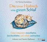 Das kleine Hörbuch vom guten Schlaf / Das kleine Hörbuch Bd.6 (1 Audio-CD)