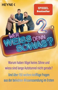 Wer weiß denn sowas? Bd.2 - Heyne Verlag