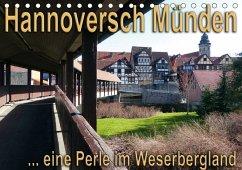 Hannoversch Münden (Tischkalender 2020 DIN A5 quer)