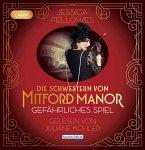 Gefährliches Spiel / Die Schwestern von Mitford Manor Bd.2 (MP3-CD)
