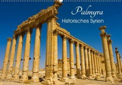 Palmyra - Historisches Syrien (Wandkalender 2020 DIN A2 quer) - Paszkowsky, Ingo