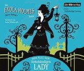 Der Fall der linkshändigen Lady, 4 Audio-CDs