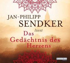 Das Gedächtnis des Herzens, 5 Audio-CDs - Sendker, Jan-Philipp