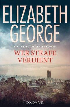 Wer Strafe verdient / Inspector Lynley Bd.20 - George, Elizabeth
