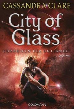 City of Glass / Chroniken der Unterwelt Bd.3 - Clare, Cassandra