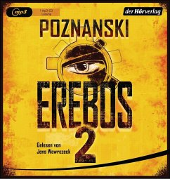 Erebos Bd.2 (1 MP3-CD) - Poznanski, Ursula