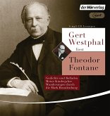 Gert Westphal liest: Theodor Fontane, 1 MP3-CD
