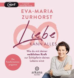 Liebe kann alles, 1 MP3-CD - Zurhorst, Eva-Maria