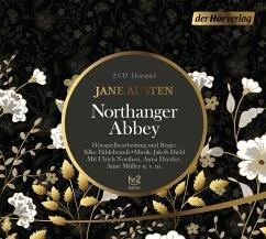 Northanger Abbey, 2 Audio-CDs - Austen, Jane