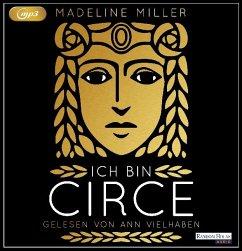 Ich bin Circe, 2 MP3-CDs - Miller, Madeline