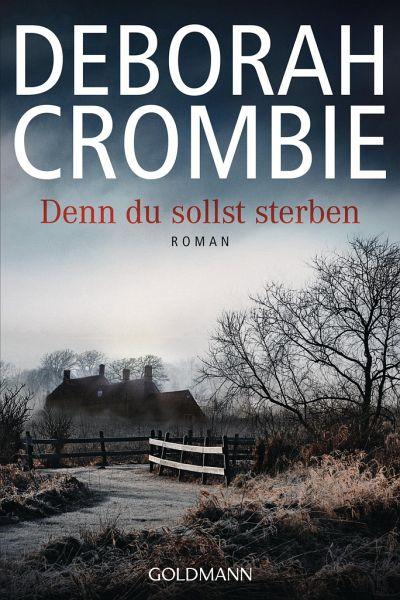 Buch-Reihe Duncan Kincaid & Gemma James von Deborah Crombie