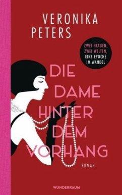 Die Dame hinter dem Vorhang - Peters, Veronika